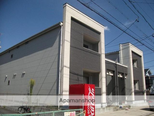 愛知県名古屋市南区、大同町駅徒歩15分の築8年 2階建の賃貸アパート