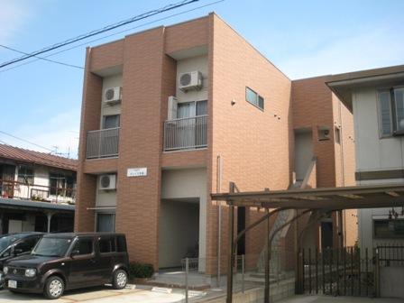 愛知県名古屋市南区、本星崎駅徒歩7分の築10年 2階建の賃貸アパート