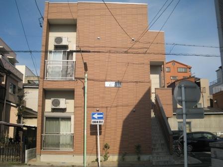 愛知県名古屋市南区、豊田本町駅徒歩6分の築9年 2階建の賃貸アパート