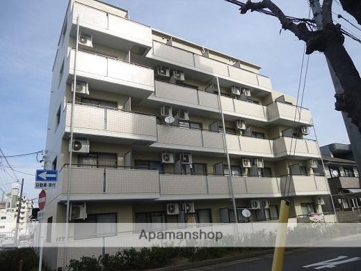 愛知県名古屋市中村区、烏森駅徒歩10分の築27年 5階建の賃貸マンション