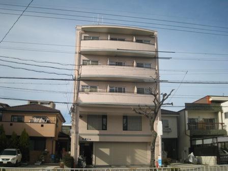 愛知県名古屋市南区、桜駅徒歩7分の築27年 5階建の賃貸マンション