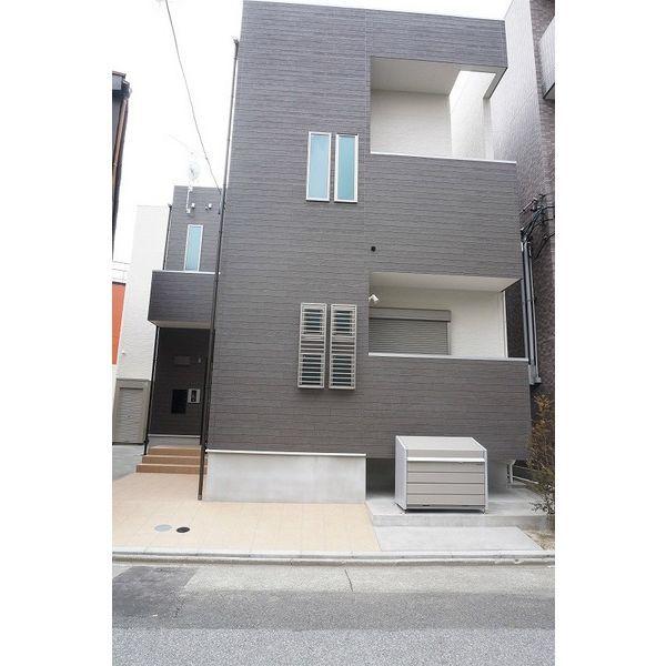 愛知県名古屋市瑞穂区、呼続駅徒歩11分の築1年 2階建の賃貸アパート