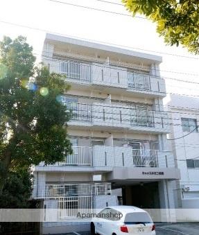 愛知県名古屋市瑞穂区、瑞穂運動場東駅徒歩7分の築28年 4階建の賃貸マンション