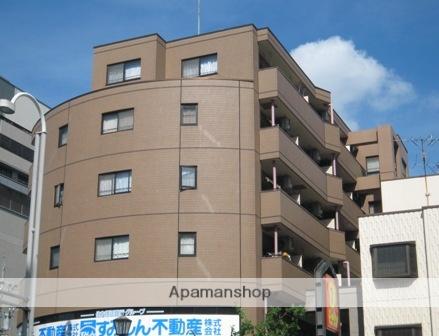 愛知県名古屋市瑞穂区、御器所駅徒歩17分の築24年 6階建の賃貸マンション