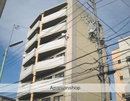 愛知県名古屋市南区、笠寺駅徒歩5分の築23年 7階建の賃貸マンション