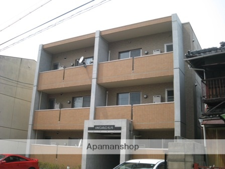 愛知県名古屋市瑞穂区、川名駅徒歩20分の築12年 3階建の賃貸マンション