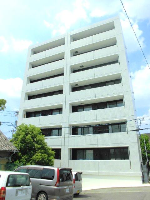 愛知県名古屋市瑞穂区、堀田駅徒歩14分の築1年 8階建の賃貸マンション