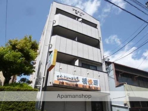 愛知県名古屋市昭和区、御器所駅徒歩15分の築23年 4階建の賃貸マンション