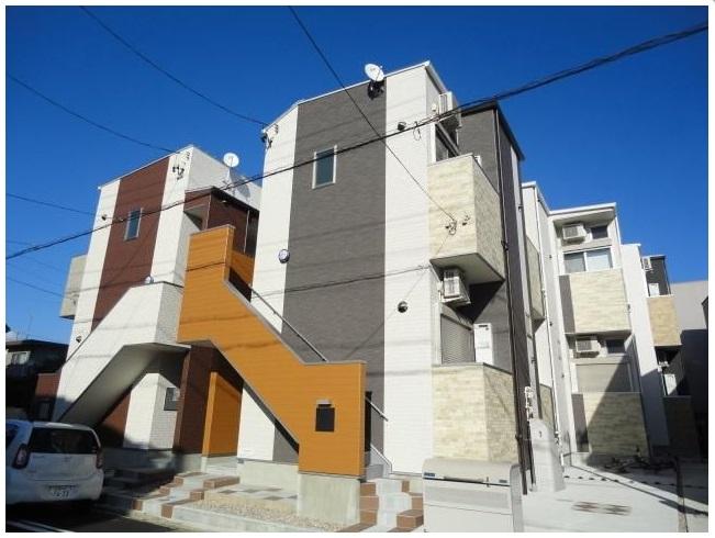 愛知県名古屋市南区、桜駅徒歩13分の新築 2階建の賃貸アパート