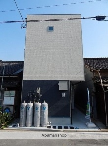 愛知県名古屋市南区、大同町駅徒歩17分の新築 2階建の賃貸アパート