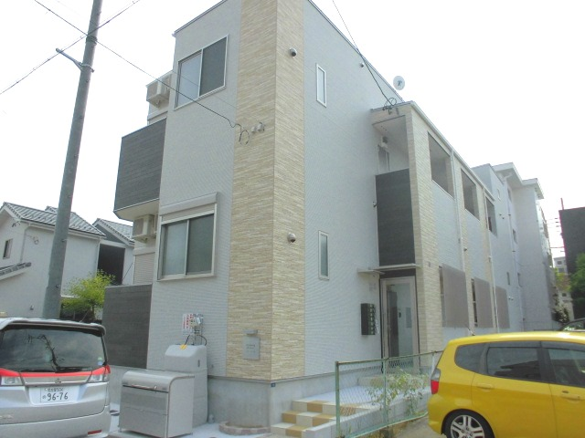 愛知県名古屋市南区、桜駅徒歩15分の新築 2階建の賃貸アパート
