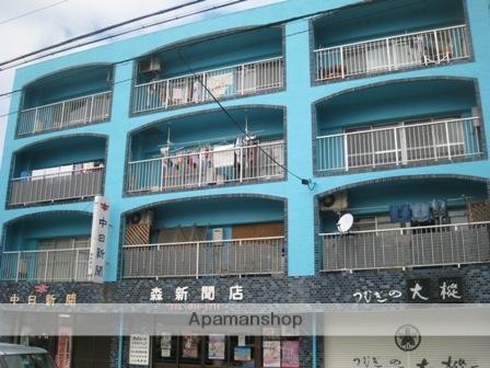 愛知県名古屋市南区、大江駅徒歩15分の築36年 4階建の賃貸マンション