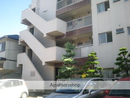 愛知県名古屋市南区、鶴里駅徒歩11分の築43年 4階建の賃貸マンション