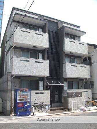 愛知県名古屋市瑞穂区、呼続駅徒歩7分の築5年 3階建の賃貸アパート