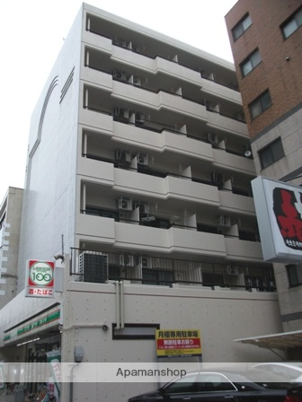 愛知県名古屋市瑞穂区、堀田駅徒歩3分の築31年 7階建の賃貸マンション