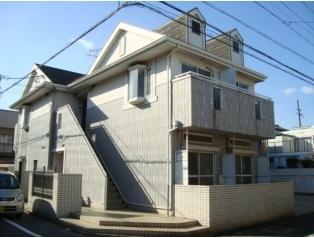 愛知県名古屋市南区、道徳駅徒歩16分の築26年 2階建の賃貸アパート