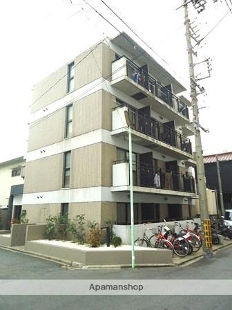 愛知県名古屋市瑞穂区、熱田駅徒歩16分の築26年 4階建の賃貸マンション