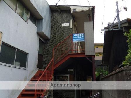 愛知県名古屋市南区、鶴里駅徒歩13分の築45年 2階建の賃貸アパート