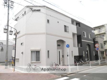 愛知県名古屋市南区、豊田本町駅徒歩14分の築4年 2階建の賃貸アパート