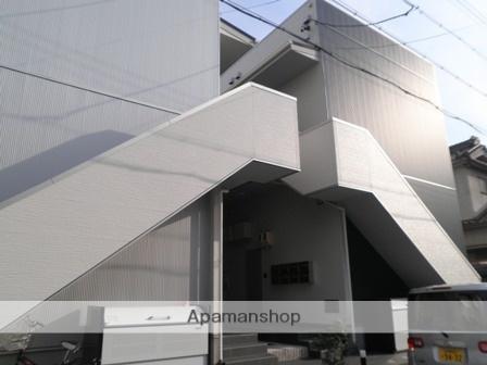 愛知県名古屋市南区、道徳駅徒歩10分の築3年 2階建の賃貸アパート