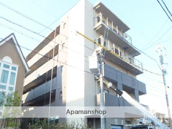 愛知県名古屋市瑞穂区、瑞穂区役所駅徒歩1分の築2年 5階建の賃貸マンション