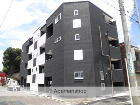 愛知県名古屋市南区、笠寺駅徒歩11分の築2年 3階建の賃貸アパート