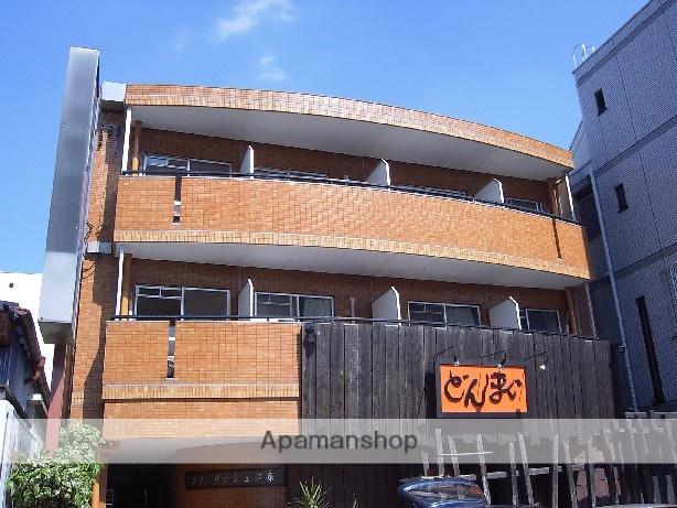 愛知県名古屋市瑞穂区、堀田駅徒歩5分の築26年 3階建の賃貸マンション