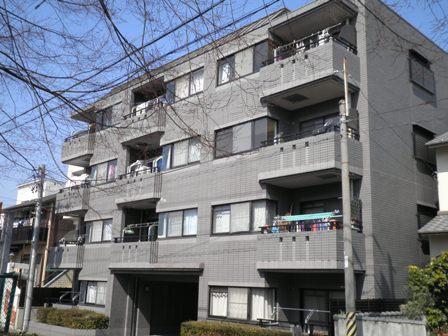 愛知県名古屋市瑞穂区、瑞穂運動場東駅徒歩13分の築24年 4階建の賃貸マンション