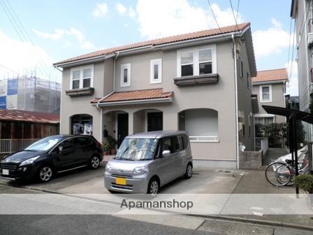 愛知県名古屋市瑞穂区、新瑞橋駅徒歩12分の築14年 2階建の賃貸テラスハウス