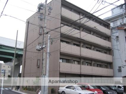 愛知県名古屋市瑞穂区、熱田駅徒歩15分の築13年 5階建の賃貸マンション