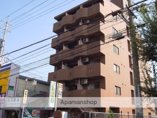 愛知県名古屋市瑞穂区、瑞穂運動場東駅徒歩5分の築32年 6階建の賃貸マンション