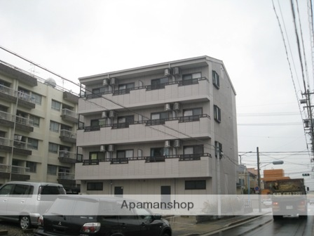 愛知県名古屋市天白区、野並駅徒歩15分の築14年 4階建の賃貸マンション