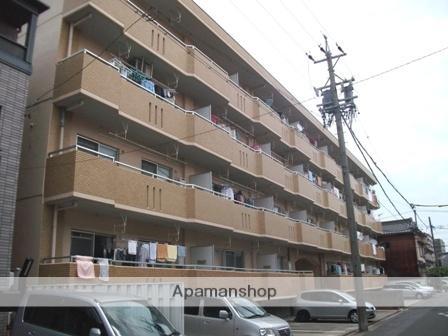愛知県名古屋市南区、新瑞橋駅徒歩15分の築26年 4階建の賃貸マンション