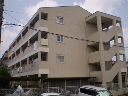 愛知県名古屋市南区、桜駅徒歩15分の築22年 4階建の賃貸マンション