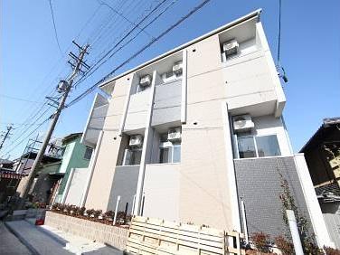 愛知県名古屋市瑞穂区、妙音通駅徒歩8分の築4年 2階建の賃貸アパート