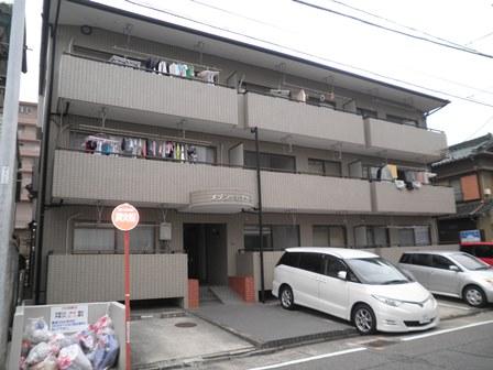 愛知県名古屋市南区、豊田本町駅徒歩10分の築26年 3階建の賃貸マンション