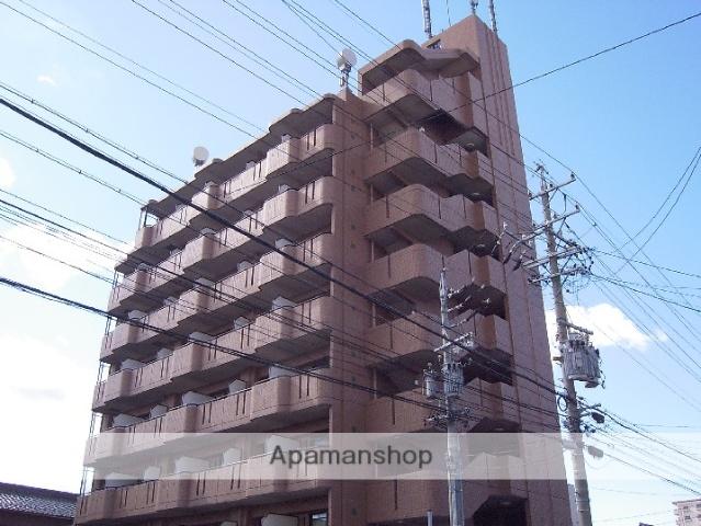 愛知県名古屋市南区、本笠寺駅徒歩3分の築22年 8階建の賃貸マンション