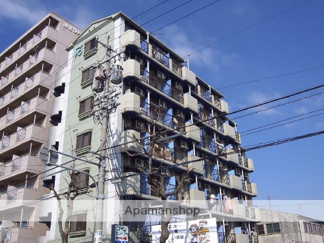 愛知県名古屋市南区、桜駅徒歩13分の築28年 7階建の賃貸マンション