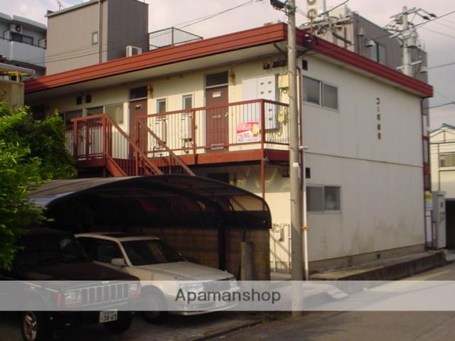 愛知県名古屋市南区、豊田本町駅徒歩16分の築42年 2階建の賃貸アパート