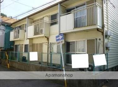 愛知県名古屋市南区、道徳駅徒歩14分の築28年 2階建の賃貸アパート