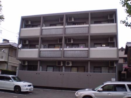 愛知県名古屋市南区、桜駅徒歩11分の築19年 3階建の賃貸マンション
