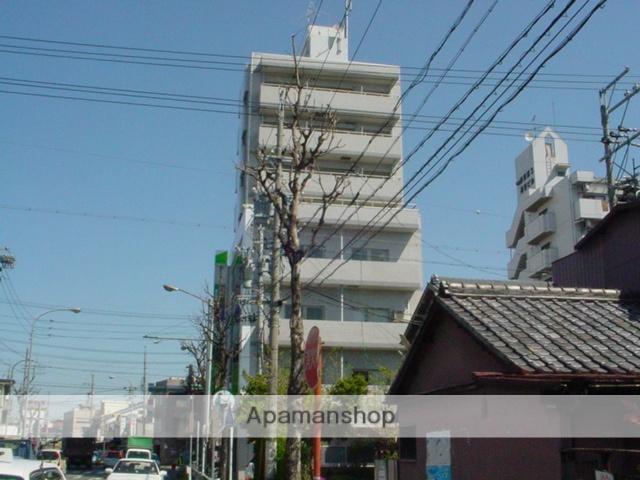 愛知県名古屋市南区、鶴里駅徒歩1分の築24年 8階建の賃貸マンション