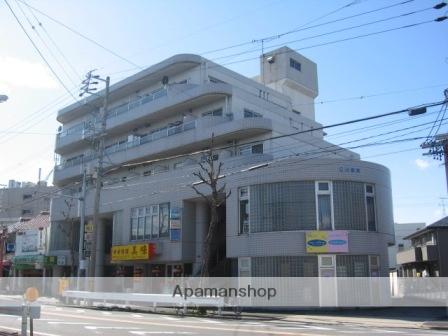 愛知県名古屋市南区、鶴里駅徒歩14分の築27年 5階建の賃貸マンション