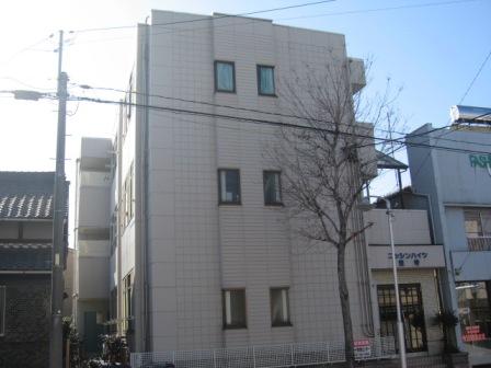 愛知県名古屋市南区、笠寺駅徒歩15分の築26年 4階建の賃貸マンション
