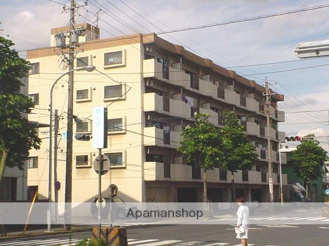 愛知県名古屋市南区、柴田駅徒歩10分の築21年 5階建の賃貸マンション