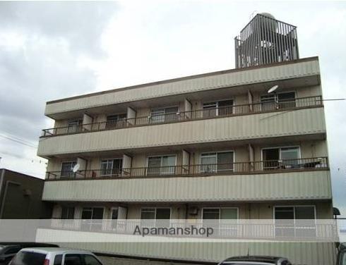 愛知県名古屋市南区、大江駅徒歩12分の築30年 4階建の賃貸マンション