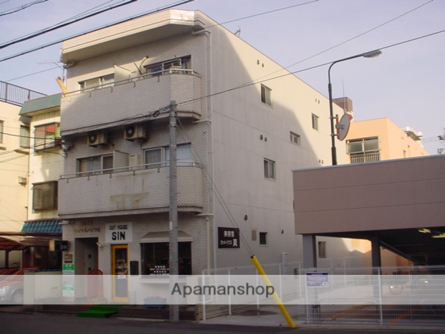 愛知県名古屋市南区、豊田本町駅徒歩9分の築30年 3階建の賃貸マンション