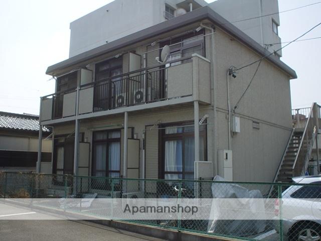 愛知県名古屋市南区、大同町駅徒歩14分の築28年 2階建の賃貸アパート