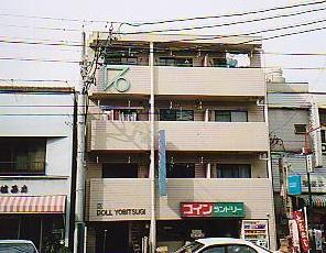 愛知県名古屋市南区、呼続駅徒歩3分の築26年 4階建の賃貸マンション