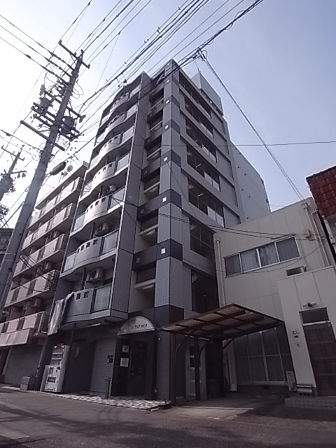 愛知県名古屋市南区、豊田本町駅徒歩8分の築24年 8階建の賃貸マンション